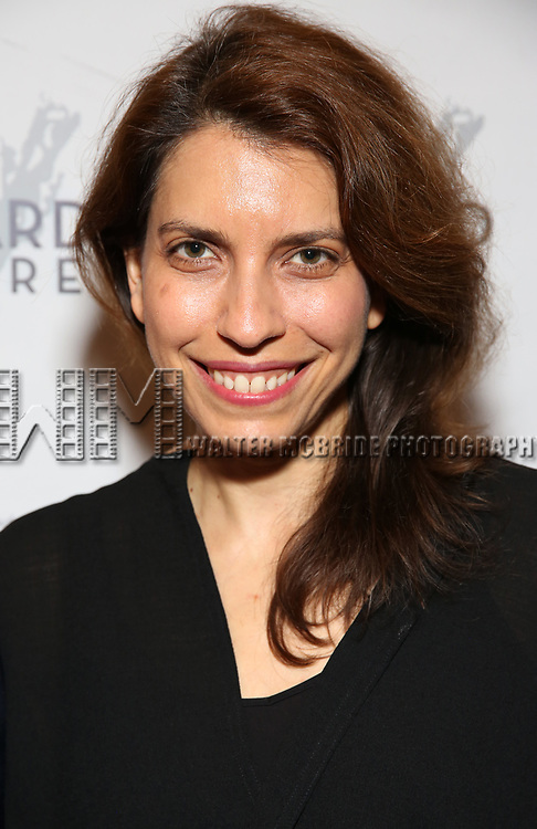 """Sarah Stern attending the Opening Night Performance for The Vineyard Theatre production of  """"Do You Feel Anger?"""" at the Vineyard Theatre on April 2, 2019 in New York City."""