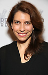 "Sarah Stern attending the Opening Night Performance for The Vineyard Theatre production of  ""Do You Feel Anger?"" at the Vineyard Theatre on April 2, 2019 in New York City."