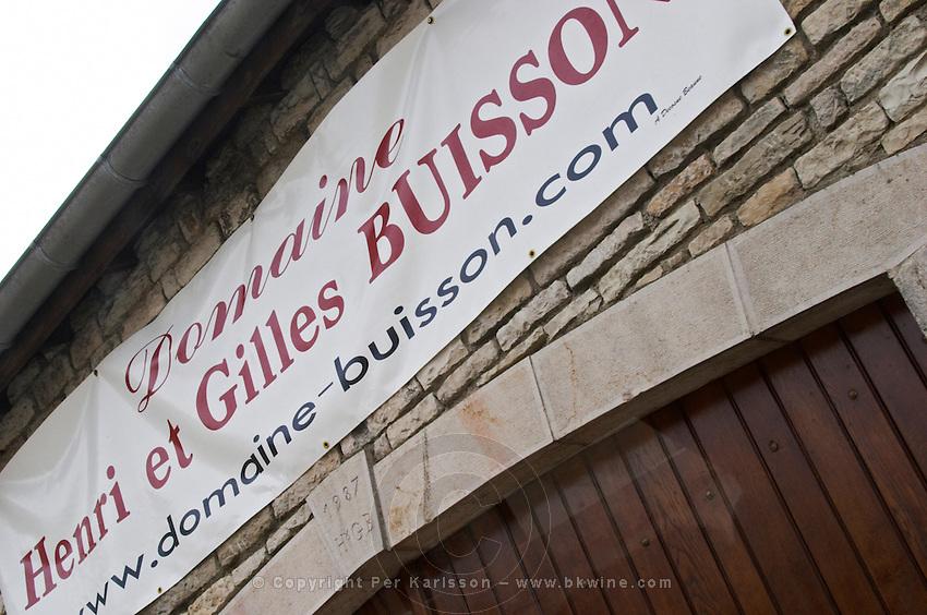 dom h & g buisson st romain cote de beaune burgundy france