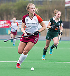 ALMERE - Hockey - Overgangsklasse competitie dames ALMERE- ROTTERDAM (0-0) .  Joelle Angel (Almere)   COPYRIGHT KOEN SUYK