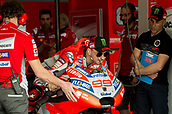 16th March 2018, Losail International Circuit, Lusail, Qatar; Qatar Motorcycle Grand Prix, Friday free practice; Jorge Lorenzo (Ducati Team)