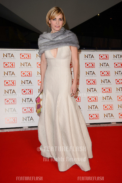 Darcey Bussell arrives for the National TV Awards 2015 at the O2 Arena, Greenwich London. 21/01/2015 Picture by: Steve Vas / Featureflash