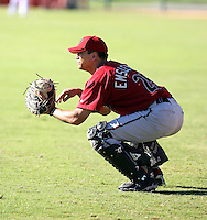 Kawika Emsley-Pai - Arizona Diamondbacks - 2010 Instructional League.Photo by:  Bill Mitchell/Four Seam Images..