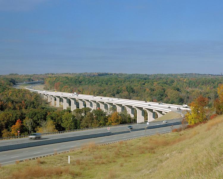 Cleveland Bridge   Architect: HNTB