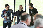 Mini NZ Dealers training conference, Muriwai and Britomart, New Zealand. Wednesday 18 February 2016. Photo: Simon Watts/www.bwmedia.co.nz