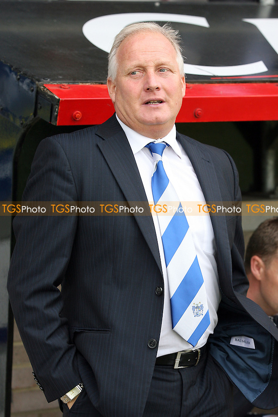 Bury manager Kevin Blackwell -  Dagenham and Redbridge vs Bury at the London Borough of Barking and Dagenham Stadium - 28/09/13 - MANDATORY CREDIT: Dave Simpson/TGSPHOTO - Self billing applies where appropriate - 0845 094 6026 - contact@tgsphoto.co.uk - NO UNPAID USE
