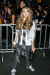 "HOLLYWOOD, CA. - February 24: Actress Debby Ryan arrives at the Los Angeles premiere of ""Jonas Brothers: The 3D Concert Experience"" at the El Capitan Theatre on February 24, 2009 in Los Angeles, California."