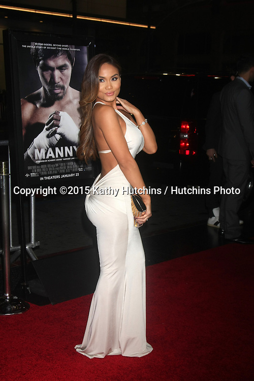 """LOS ANGELES - JAN 20:  Daphne Joy at the """"Manny"""" Los Angeles Premiere at a TCL Chinese Theater on January 20, 2015 in Los Angeles, CA"""