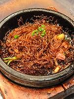Nanjing, Jiangsu, China.  Noodles.