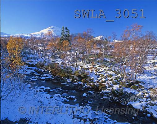 Carl, CHRISTMAS LANDSCAPE, photos(SWLA3051,#XL#) Landschaften, Weihnachten, paisajes, Navidad