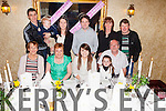+++Reproduction Free+++<br /> Enjoying her 21st birthday was Aoife Daly from Abbeyfeale, pictured here celebrating with family and friends last Saturday night in Leen's Hotel, Abbeyfeale.