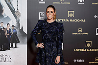 Ainhoa Arbizu attends to Fantastic Beasts: The Crimes of Grindelwald film premiere during the Madrid Premiere Week at Kinepolis in Pozuelo de Alarcon, Spain. November 15, 2018. (ALTERPHOTOS/A. Perez Meca) /NortePhoto