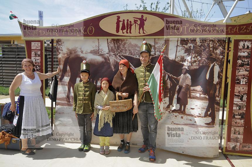 - Milano, Esposizione Mondiale Expo 2015, padiglione Ungheria<br /> <br /> - Milan, the World Exhibition Expo 2015, Hungary pavilion
