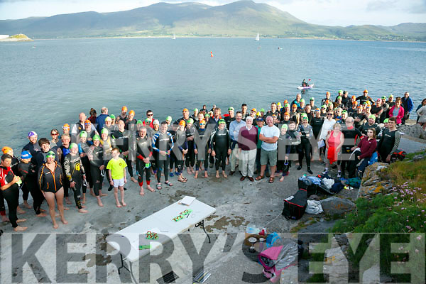 Tralee Bay Swimming Club start swim season eight races during the summer on Tuesday