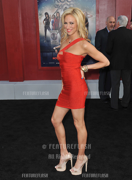 "Debbie Gibson at the world premiere of ""Rock of Ages"" at Grauman's Chinese Theatre, Hollywood..June 9, 2012  Los Angeles, CA.Picture: Paul Smith / Featureflash"
