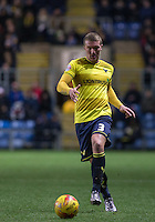 during the Sky Bet League 2 match between Oxford United and Northampton Town at the Kassam Stadium, Oxford, England on 16 February 2016. Photo by Andy Rowland.