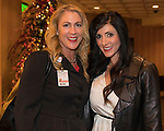 A photograph taken during the Junior League Poinsettia Luncheon at the Atlantis Casino Resort Spa in Reno, Thursday, Dec. 7, 2017.