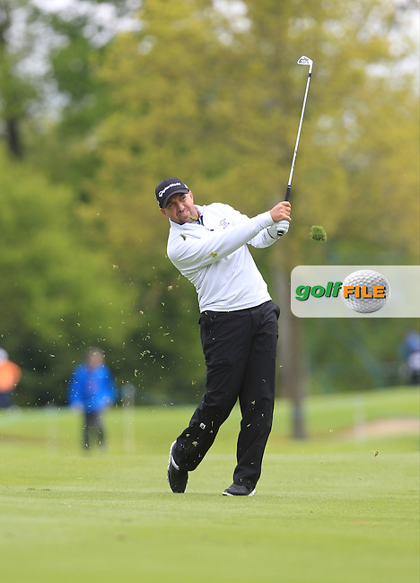 Darren Fichardt (RSA) during Thursday's Round 1 ahead of the 2016 Dubai Duty Free Irish Open Hosted by The Rory Foundation which is played at the K Club Golf Resort, Straffan, Co. Kildare, Ireland. 19/05/2016. Picture Golffile | TJ Caffrey.<br /> <br /> All photo usage must display a mandatory copyright credit as: &copy; Golffile | TJ Caffrey.