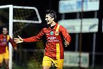 2015-10-24 / Voebal / Seizoen 2015-2016 / Kasterlee - SK Retie / Sander Van der Veken scoorde voor Retie.<br /><br />Foto: Mpics.be