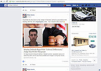 "Pictured: One of the offensive ""rapefugees"" comments posted on facebook by Mike Harris<br /> Re: A formal complaint has been made against a councillor after he referred to refugees as ""rapefugees"".<br /> The comment was made by Pontypool Councillor Mike Harris who wrote ""Rapefugees or BREXIT?"" when he posted a Daily Mail article in the Torfaen Matters group on Facebook.<br /> Following the comment Labour AM for Torfaen, Lynne Neagle, has made a formal complaint.<br /> And at a Safer Communities committee meeting at Torfaen County Borough Council on Wednesday committee members walked out over concerns about Coun Harris' suitability."