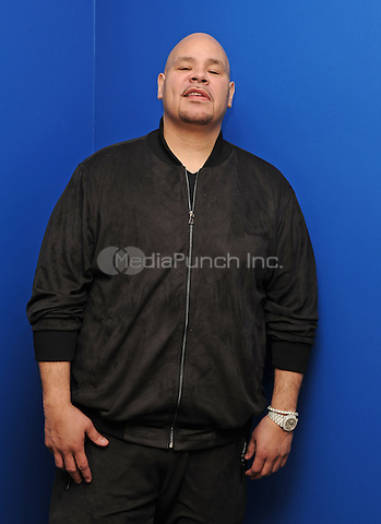 FORT LAUDERDALE, FL - JANUARY 30: Fat Joe poses for a portrait at iHeartradio Station 103.5 The Beat on January 30, 2017 in Fort Lauderdale, Florida. Credit: mpi04/MediaPunch