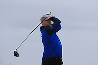 Joe Lyons during Round 2 of the North of Ireland Amateur Open Championship 2019 at Portstewart Golf Club, Portstewart, Co. Antrim on Tuesday 9th July 2019.<br /> Picture:  Thos Caffrey / Golffile<br /> <br /> All photos usage must carry mandatory copyright credit (© Golffile | Thos Caffrey)