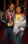 """UNIVERSAL CITY, CA. - March 12: John Singleton and son Masai arrive at the Los Angeles premiere of """"Fast & Furious"""" at the Gibson Amphitheatre on March 12, 2009 in Universal City, California."""