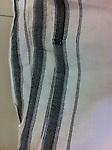 VINTAGE DHOTI (MAN'S LOWER GARMENT TIED LIKE PANTS) FROM THE DEBARIYA RABARI TRIBE. circa 1970