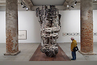 55th Art Biennale in Venice - The Encyclopedic Palace (Il Palazzo Enciclopedico).<br /> Arsenale.<br /> Roberto Cuoghi, Italy. &quot;Belinda&quot;, 2013.
