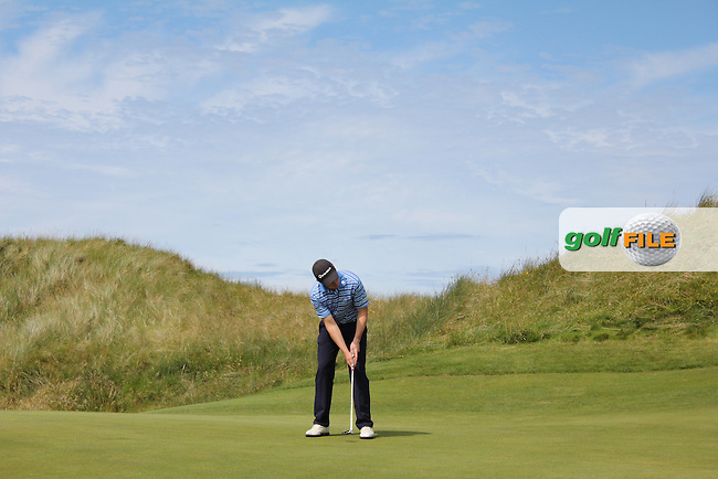 \ingest\  during the final round of the 2015 Dubai Duty Free Irish Open hosted by the Rory Foundation, Royal County Down Golf Club, Newcastle Co Down, Northern Ireland. 25/07/2015<br /> Picture \1532936864\, \1532936864#2\