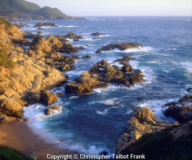 USA; California; Central California Coast