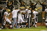 Torrance, CA 10/06/11 - The Peninsula team in action during the Peninsula vs South Varsity football game.