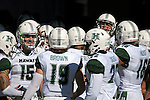 October 22, 2016 - Colorado Springs, Colorado, U.S. -   University of Hawaii Rainbow Warriors prior to the NCAA Football game between the University of Hawaii Rainbow Warriors and the Air Force Academy Falcons, Falcon Stadium, U.S. Air Force Academy, Colorado Springs, Colorado.  Hawaii defeats Air Force in double overtime 43-27.