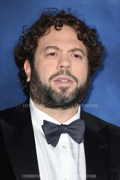 "LONDON, UK. November 13, 2018: Dan Fogler at the ""Fantastic Beasts: The Crimes of Grindelwald"" premiere, Leicester Square, London.<br /> Picture: Steve Vas/Featureflash"