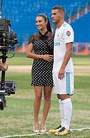 2017 07 10 Theo Hernandez arrives to Real Madrid