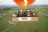 20151216 December 16 Hot Air Balloon Gold Coast