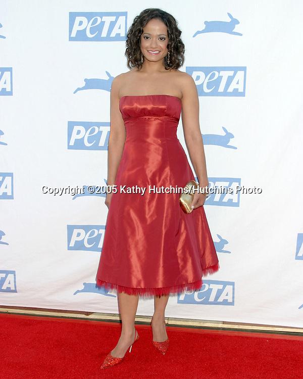 Judy Reyes.PETA 25TH ANNIVERSARY GALA.Paramount Studios.Los Angeles, CA.September 10, 2005.©2005 Kathy Hutchins / Hutchins Photo