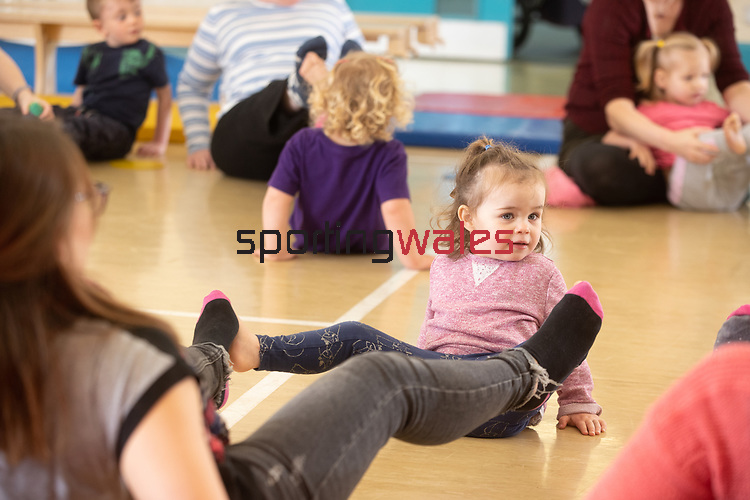 Welsh Gymnastics<br /> Head Over Heels Gymnastics Club<br /> 12.04.19<br /> ©Steve Pope<br /> Sportingwales