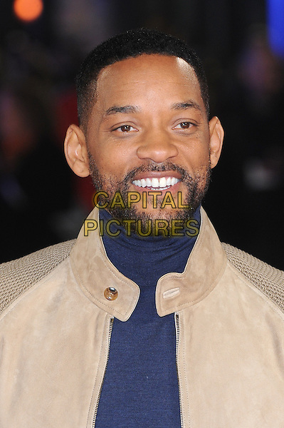 LONDON, ENGLAND - FEBRUARY 11: Will Smith attends a special screening of Focus at Vue West End on February 11, 2015 in London, England.<br /> CAP/BEL<br /> &copy;Tom Belcher/Capital Pictures