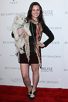 "WEST HOLLYWOOD, CA, USA - FEBRUARY 27: Kristi McKnight at the 5th Anniversary Celebration Of Suzy Amis Cameron's Ecofashion Campaign ""Red Carpet Green Dress"" held at Palihouse on February 27, 2014 in West Hollywood, California, United States. (Photo by David Acosta/Celebrity Monitor)"