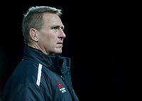 Gloucester's Head Coach Johan Ackermann<br /> <br /> Photographer Bob Bradford/CameraSport<br /> <br /> European Rugby Heineken Champions Cup Group E - Gloucester v Montpellier Herault Rugby - Saturday 11th January 2020 - Kingsholm Stadium - Gloucester<br /> <br /> World Copyright © 2019 CameraSport. All rights reserved. 43 Linden Ave. Countesthorpe. Leicester. England. LE8 5PG - Tel: +44 (0) 116 277 4147 - admin@camerasport.com - www.camerasport.com