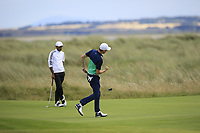 Mark Power of Ireland during Day 3 / singles of the Boys' Home Internationals played at Royal Dornoch Golf Club, Dornoch, Sutherland, Scotland. 09/08/2018<br /> Picture: Golffile | Phil Inglis<br /> <br /> All photo usage must carry mandatory copyright credit (&copy; Golffile | Phil Inglis)