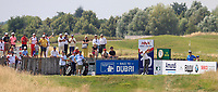 Pedro Oriol (ESP) on the 10th tee during Round 3 of the HNA Open De France at Le Golf National in Saint-Quentin-En-Yvelines, Paris, France on Saturday 30th June 2018.<br /> Picture:  Thos Caffrey | Golffile
