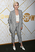 LOS ANGELES - SEP 21:  Jacqueline Toboni at the Showtime Emmy Eve Party at the San Vicente Bungalows on September 21, 2019 in West Hollywood, CA