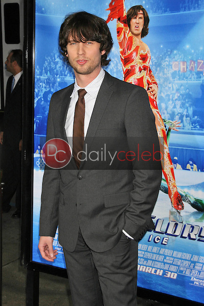 Jon Heder<br />at the Los Angeles Premiere of &quot;Blades of Glory&quot;. Mann's Chinese Theater, Hollywood, CA. 03-28-07<br />Dave Edwards/DailyCeleb.com 818-249-4998