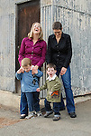 Fun location portrait shoots around the Bay Area.<br /> 90-minute sessions including copyrights and a DVD only $250! Spontaneous location family portraits.  Schedule a place and time with me to capture the spirit of your family in a location you call home.