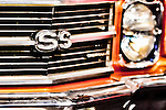 1971 CHEVROLET EL CAMINO SS. Day Three of the Inaugural Barrett-Jackson Orange County Collector Car Auction. Costa Mesa, CA, USA. June 27, 2010.