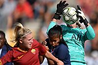 Arianna Criscione (R) PSG <br /> Roma 8/9/2019 Stadio Tre Fontane <br /> Luisa Petrucci Trophy 2019<br /> AS Roma - Paris Saint Germain<br /> Photo Andrea Staccioli / Insidefoto
