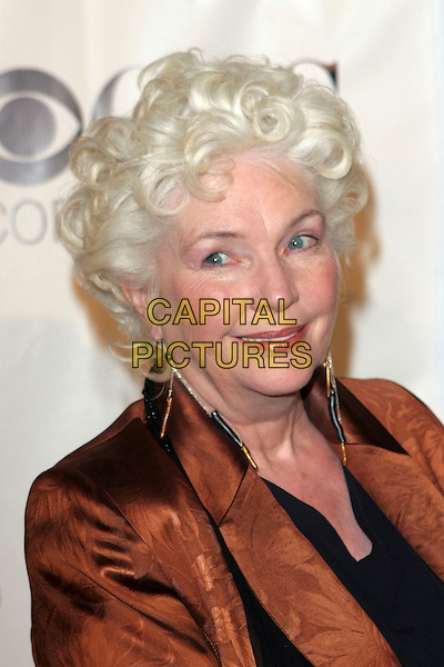 FIONNULA FLANAGAN.CBS, Paramount, UPN, Showtime, and King World 2006 TCA Winter Press Tour Party - Arrivals held at the Wind Tunnel, Pasadena, California..January 18th, 2006.Photo: Zach Lipp/AdMedia/Capital Pictures.Ref: ZL/ADM.headshot portrait.www.capitalpictures.com.sales@capitalpictures.com.© Capital Pictures.