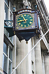 Clerys shop clock, O'Connell street, city of Dublin, Ireland, Irish Republic